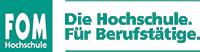 FOM Hochschule für Ökonomie & Management Logo