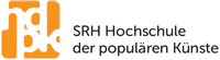 SRH Hochschule der populären Künste Logo