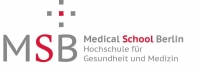 MSB Medical School Berlin Logo