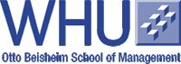 WHU - Otto Beisheim School of Management Logo